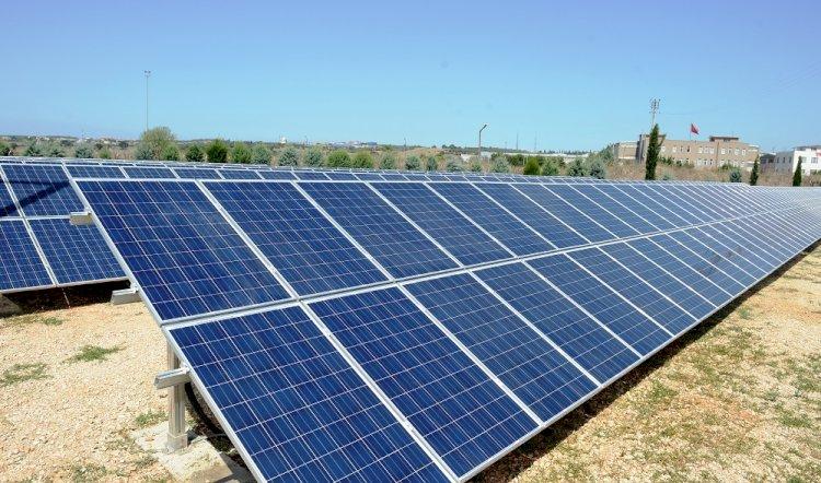 80 Milyon TL'lik Çevre Dostu Tesise Güneş Enerjisi Santrali Kuruluyor