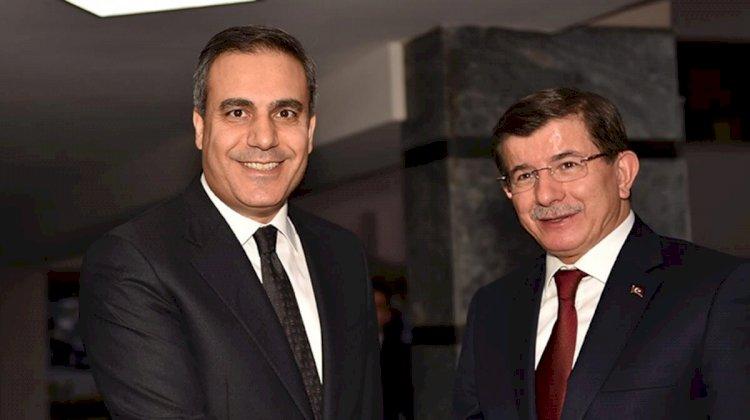 Davutoğlu konuştu: Ben ve MİT Başkanı Hakan Fidan ısrar ettik