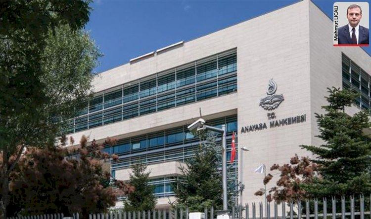 CHP infaz düzenlemesinin iptali için AYM'ye başvuruyor