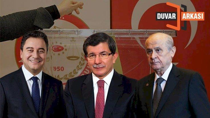 Duvar Arkası: MHP'nin hedefi neden Gelecek ve DEVA?