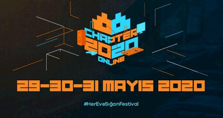 Türkiye'nin Oyun ve Gençlik Festivali Chapter, Evinize Geliyor!