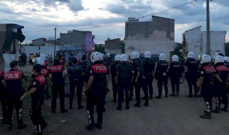 Bursa'da çatışma: 1 polis şehit oldu, 5 kişi yaralandı