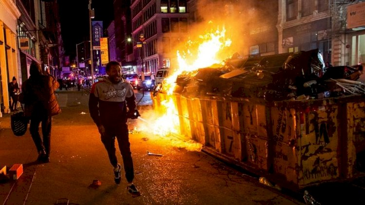 ABD'de olaylar çığrından çıkıyor!