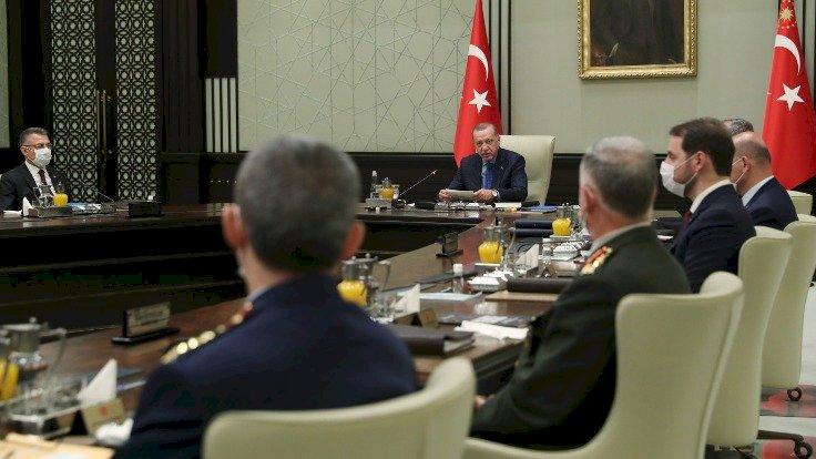 MGK: Libya'da meşru hükümete verilen askeri danışmanlık hizmeti sürecek