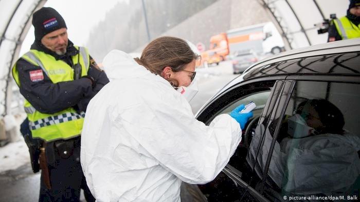 Otomobille izne giden Avrupalı Türkler'e karantina şoku