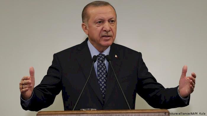 Erdoğan: İlk namaz 24 Temmuz'da