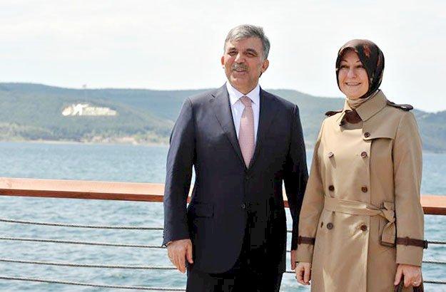 Tek umut Abdullah GülMiyase İlknur