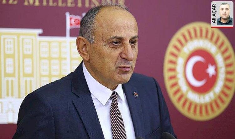 Can Akın Çağlar,  CHP'li Dursun Çiçek'in eşini Ardahan'a sürgüne göndermiş!