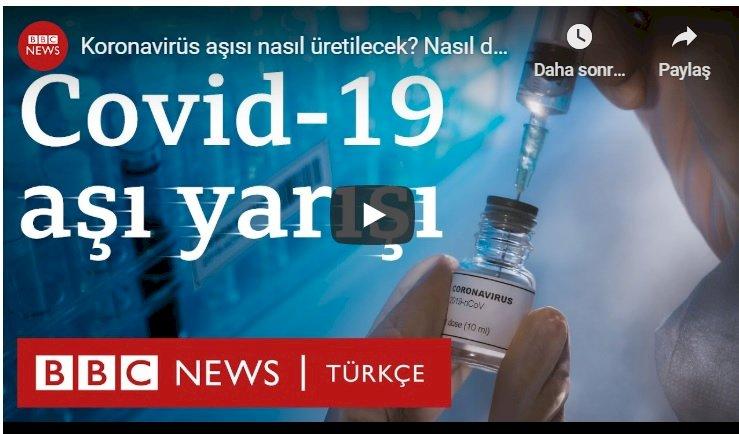 Aşı belgeseli 3. bölüm: Koronavirüs aşısı nasıl üretilecek? Nasıl dağıtılacak?