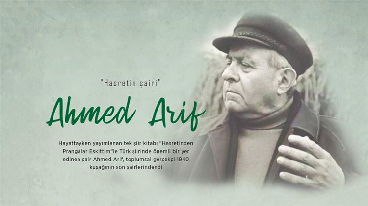 Ahmed Arif - Hasretinden Prangalar Eskittim