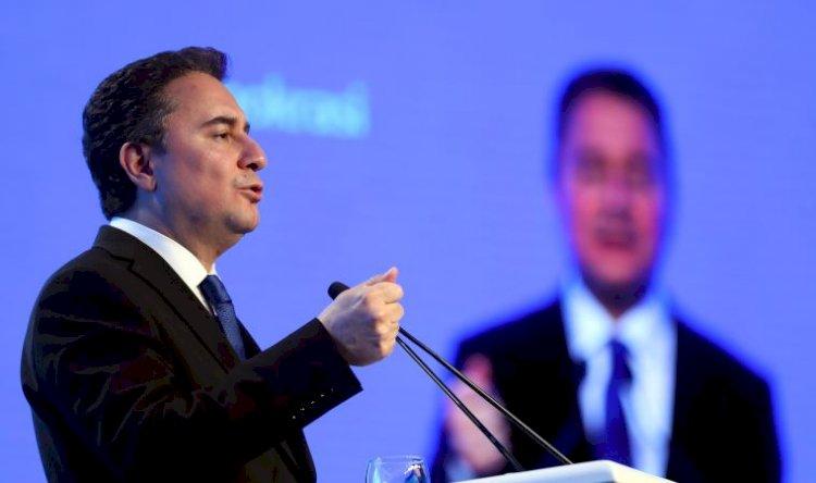 Ali Babacan, Türkiye'ye yapılan ekonomik operasyonun en büyüğünü anlattı