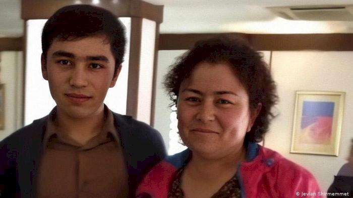 İstanbul'dan cezaevindeki annesini arayan Uygur