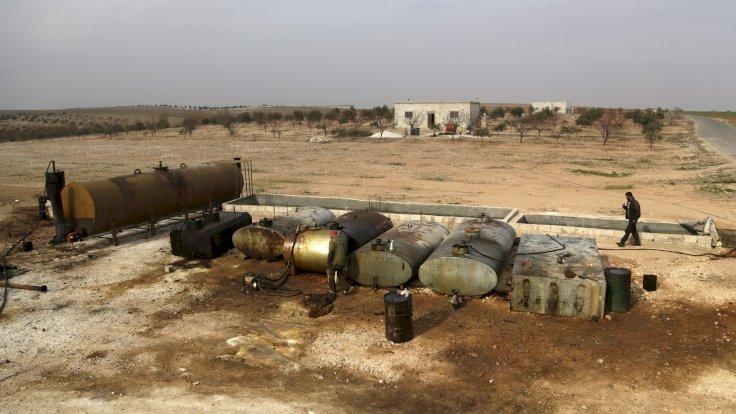 Al-Monitor: ABD'li petrol şirketiyle SDG petrol anlaşması imzaladı