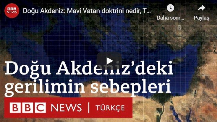 Doğu Akdeniz: Mavi Vatan doktrini nedir, Türkiye ve Yunanistan neden anlaşamıyor?