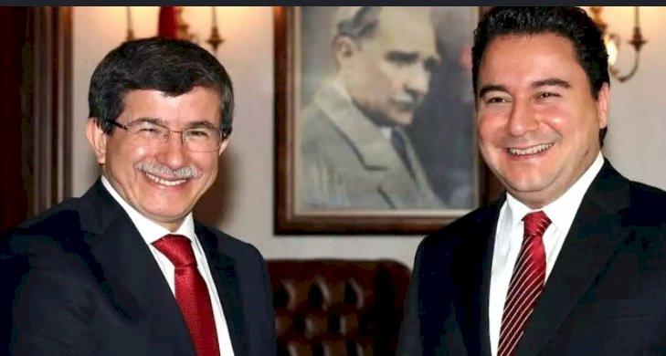 Babacan ve Davutoğlu'nun partilerinin toplam alacağı oy yüzde 3