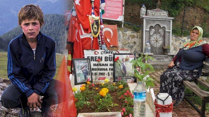Şehit Eren'in annesinden Ekrem İmamoğlu'na: Şimdiye kadar neden gelmediniz