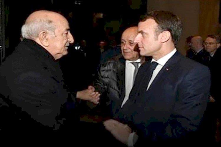 Fransa-Cezayir yakınlaşması ilişkilerde yeni bir aşamaya işaret ediyor