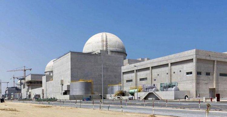 Arap dünyasının ilk nükleer santrali faaliyete başladı