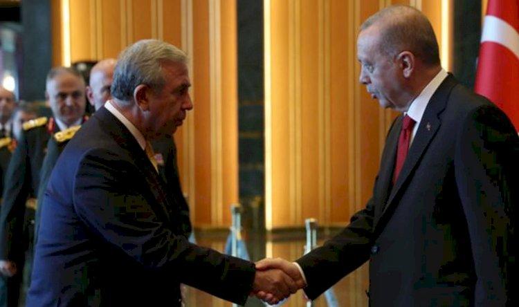 Cumhurbaşkanı Erdoğan ile ABB Başkanı Mansur Yavaş bir araya geliyor
