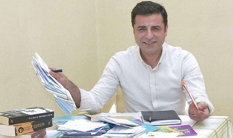 Selahattin Demirtaş FT'ye konuştu, AİHM'İ eleştirdi