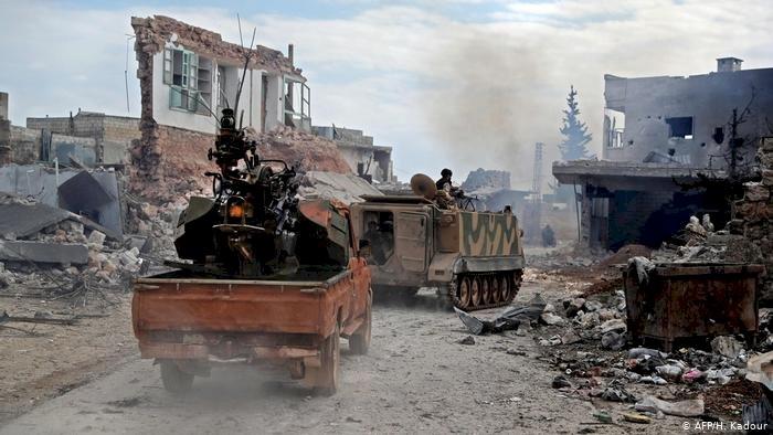 BM: Türkiye Suriye Milli Ordusu'nu kontrol altına almalı