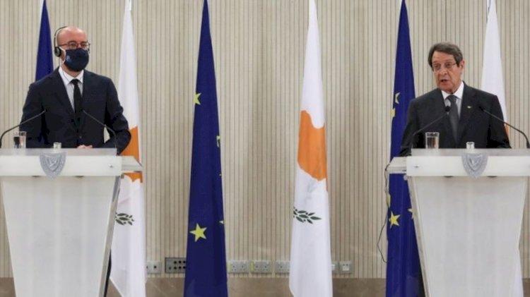 Kıbrıs Cumhurbaşkanı Anastasiadis'ten tahrik ve korku açıklaması!