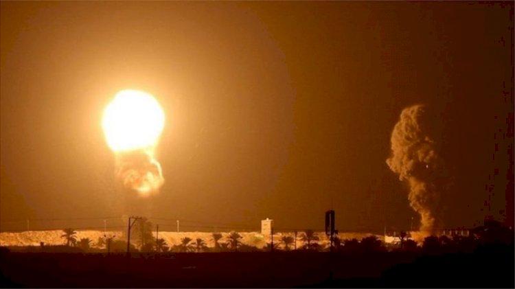 İsrail'in BAE ve Bahreyn'le anlaşmalar imzalaması sonrası Gazze'de çatışmalar şiddetlendi