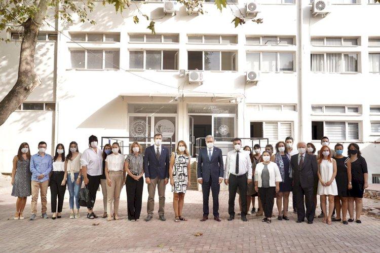 """Türkiye'nin ilk """"Psikoteknik Değerlendirme Merkezi"""" Ege Üniversitesinde hizmet veriyor"""