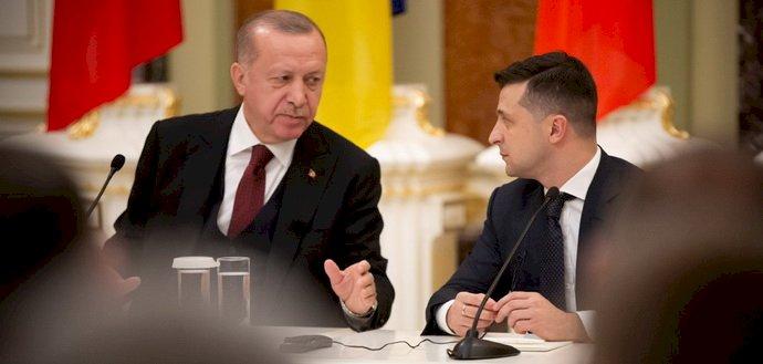 Зеленский признал, что не подпишет в Турции соглашение о ЗСТ