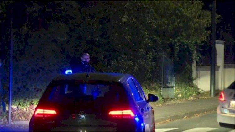 Paris'te başı kesilen öğretmen: Dokuz kişi gözaltında