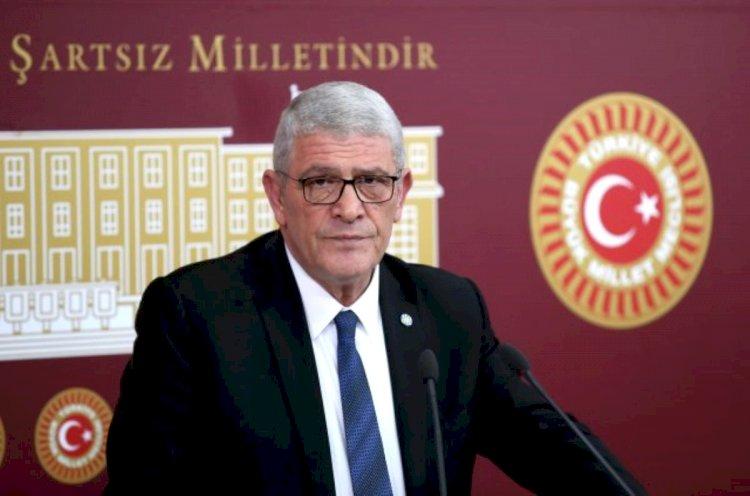 İzmir Milletvekili  D. Müsavat DERVİŞOĞLU TBMM'ye deprem konulu iki ayrı araştırma önergesi verdi