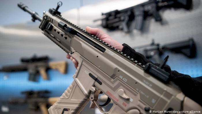 Almanya'ya silah satışı eleştirisi