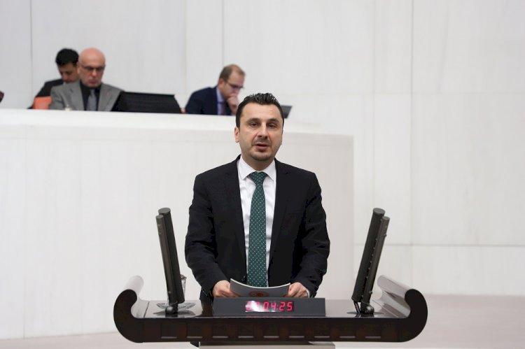 """CHP'li Başevirgen: """" İktidar, Önceki Bakanlarının Verdiği Sözleri Tutmuyor """""""