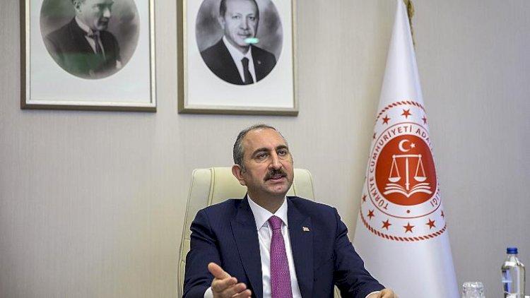 Adalet Bakanı Gül: Masumiyet karinesi en değer verdiğimiz konuların başında geliyor