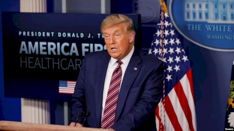 Trump'tan Beyaz Saray'da Tartışma Yaratan Michigan Toplantısı