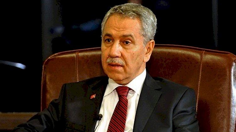 Bülent Arınç'tan istifa sonrası ilk açıklama: Doğruları savunmaya devam