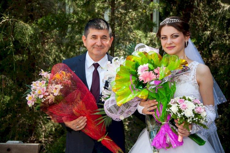 Yusuf  İnan Ukrayna Nikolaev Evlilik Töreni Fotoğrafları