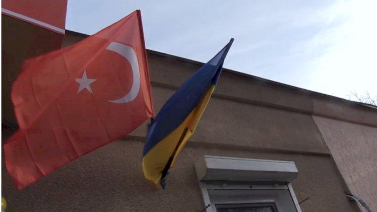 Yusuf İnan Ukrayna Fond İnan açılış video görüntüleri