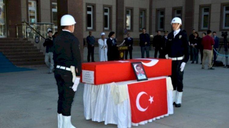 Şehit Komiser Yardımcısı Tamer Aktaş fotoğrafları