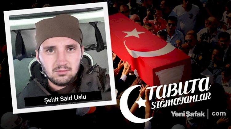 Şehit Said Uslu Fotoğrafları