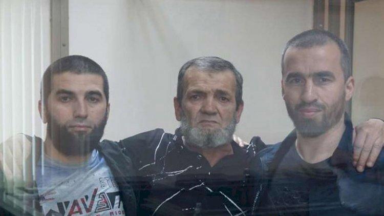 Rus mahkemeden 3 Kırım Tatarına toplam 48 yıl hapis cezası