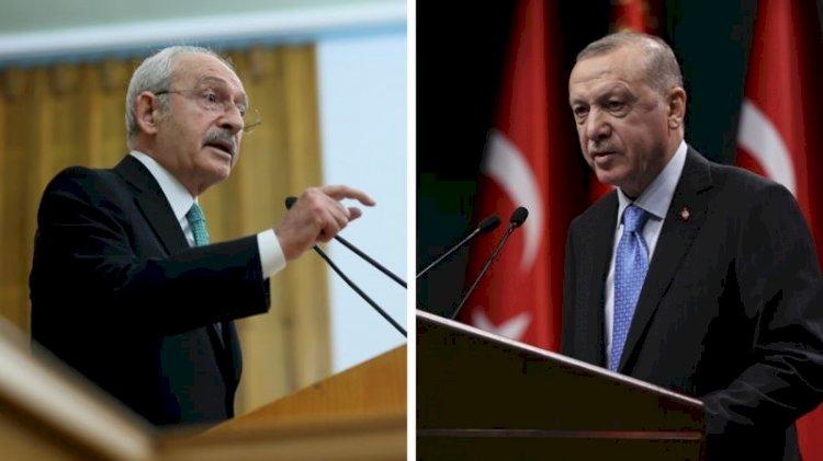 'Sözde cumhurbaşkanı' polemiği: Erdoğan'dan 1 milyon liralık, Kılıçdaroğlu'ndan '1 paralık' tazminat davası
