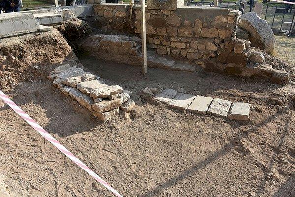 Selçuklu Sultanı 1'inci Kılıçarslan'ın mezarı Diyarbakır'da bulundu