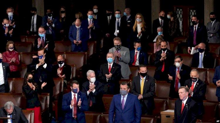 Firmalar Biden Aleyhine Oy Veren Kongre Üyelerine Desteği Kesti