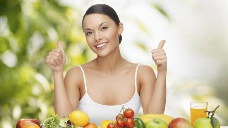 Doğru Beslenme ile Bağışıklığınızı Güçlü Tutabilirsiniz