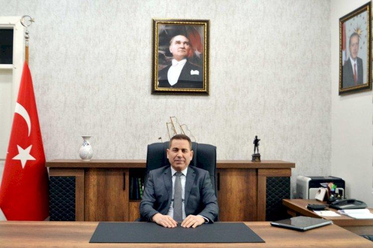 Ceyhan Kaymakamı Dr.Bayram YILMAZ