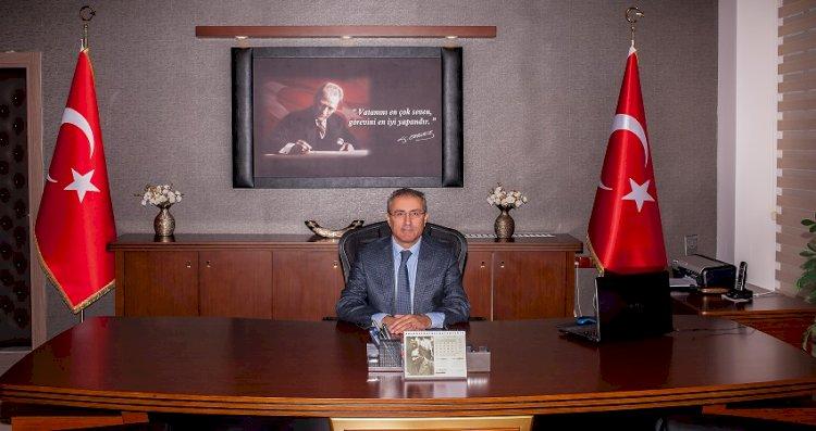Çukurova Kaymakamı Mustafa KAYA