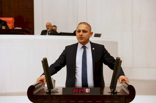 Ahmet ÖNAL 27. Dönem Kırıkkale Milletvekili