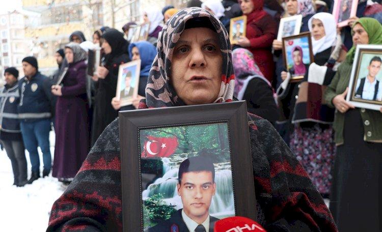 Gara şehitlerinin 6'sının ailesi, acı haberi evlat nöbetinde aldı