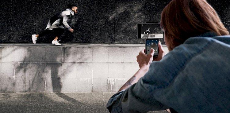 Gimbal Kamera Özelliği LG WING ile Mobil Cihazlara Taşındı